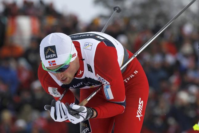 Норвежский лыжник Петтер НОРТУГ. Фото REUTERS Фото Reuters
