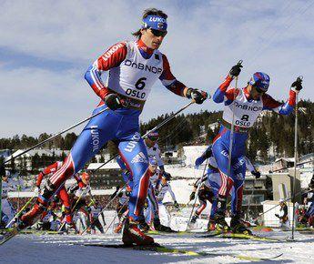 Максим Вылегжанин - серебряный призер чемпионата мира в марафоне! Фото «СЭ»