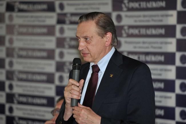 Президент Федерации фигурного катания России Александр ГОРШКОВ. Фото официального сайта ФФКР Фото «СЭ»