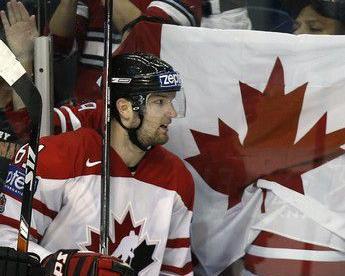 """Капитан """"Коламбуса"""" Рик НЭШ готов в седьмой раз выступить в составе сборной Канады на международном турнире. Фото REUTERS Фото «СЭ»"""