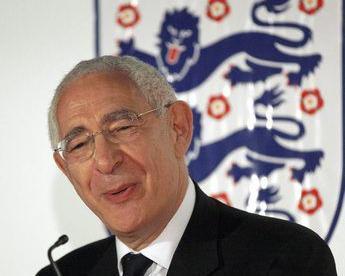 Бывший глава английского футбола Дэвид ТРИСМАН. Фото AFP Фото «СЭ»