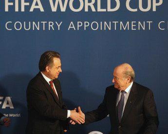 Англичане пока не будут оспаривать итоги выборов хозяев чемпионата мира 2018 и 2022 годов Фото «СЭ»