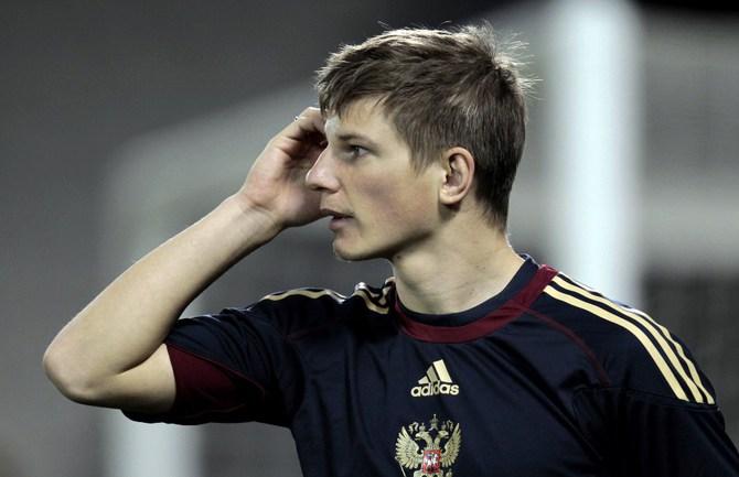 Андрей АРШАВИН. Фото AFP Фото AFP