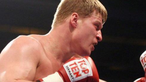Свой последний бой Александр ПОВЕТКИН провел в декабре прошлого года в Берлине. Фото AFP Фото AFP