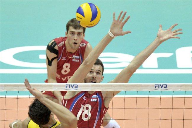 Россия - победитель Мировой лиги Фото «СЭ»