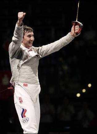Чемпион Европы-2011 Алексей ЯКИМЕНКО. Фото REUTERS Фото Reuters