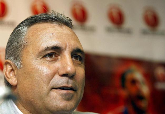 Христо СТОИЧКОВ. Фото AFP Фото AFP