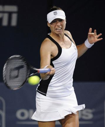 Вера ЗВОНАРЕВА вышла в финал Mercury Insurance Open. Фото REUTERS Фото Reuters