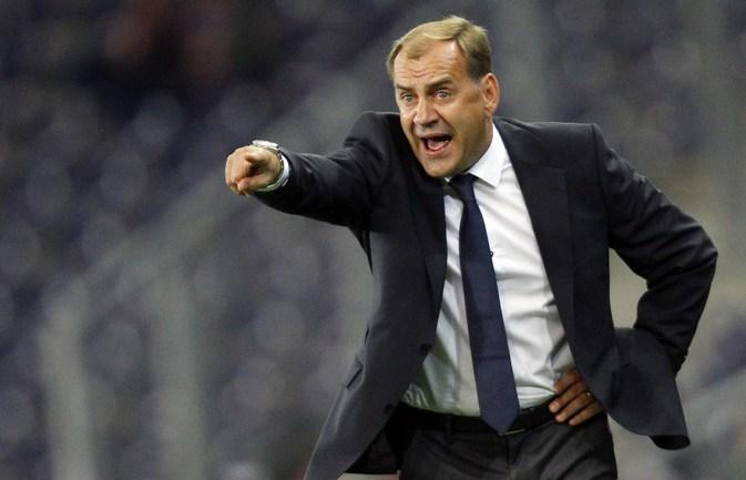 Главный тренер сборной Словакии Владимир ВАЙСС. Фото REUTERS Фото Reuters