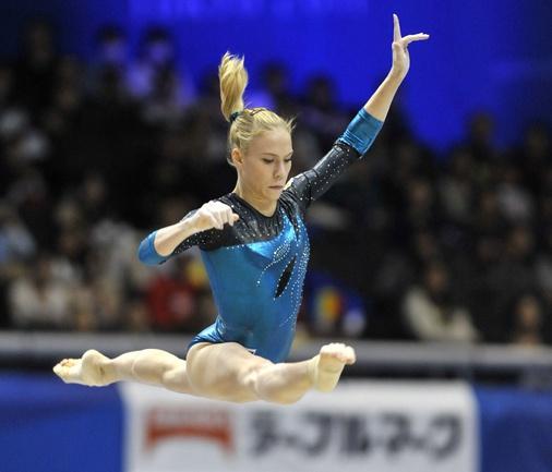 Ксения АФАНАСЬЕВА. Фото AFP Фото AFP