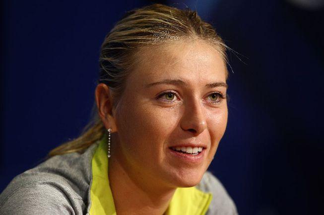 Вторая ракетка мира Мария ШАРАПОВА сегодня узнала своих соперниц на групповой стадии итогового турнира года. Фото AFP Фото AFP