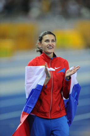 Анна ЧИЧЕРОВА. Фото AFP Фото AFP