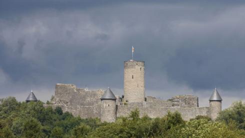 За 25 сезонов на трассе у замка Нюрбург состоялось 44 этапа DTM Фото «СЭ»