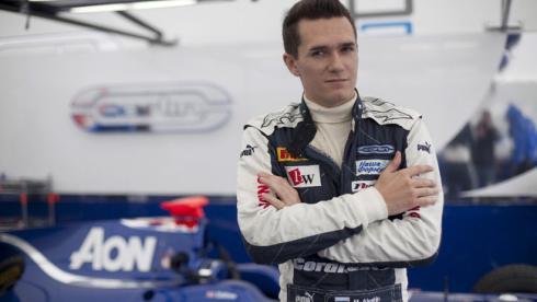 До успехов Виталия Петрова многие были уверены, что именно Михаил Алешин станет первым российским пилотом Формулы 1 Фото «СЭ»