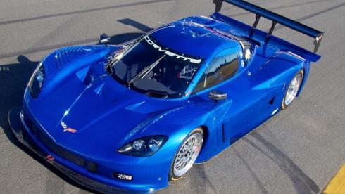 Прототип получил имя Corvette - в честь серийного спорт-купе, с которым имеет мало общего Фото «СЭ»