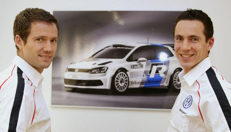 Себастьян Ожье (слева) за три года стал одним из самых важных игроков на рынке пилотов WRC Фото «СЭ»