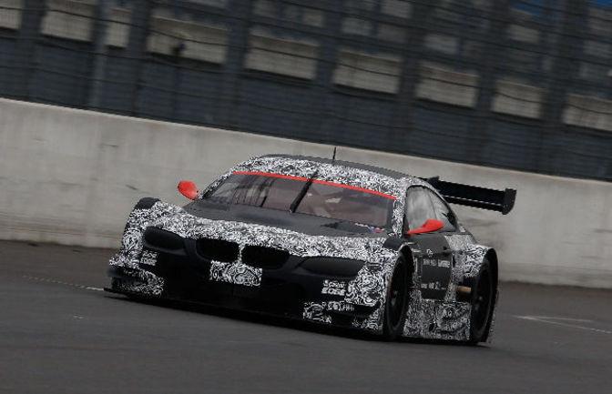 В следующем году BMW возвращается в DTM после почти двадцатилетнего перерыва Фото «СЭ»