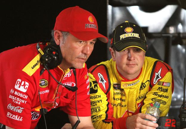 Эддингтон никогда не был крю-чифом самого Стюарта, но некоторое время работал с ним в одной команде Joe Gibbs Racing Фото «СЭ»