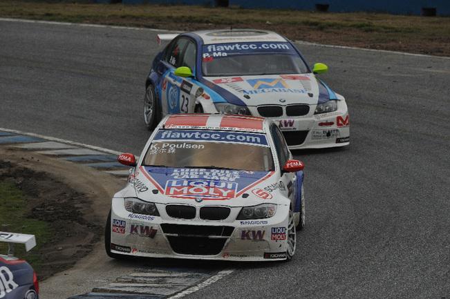 В свое время автомобили BMW трижды выигрывали чемпионат WTCC Фото «СЭ»