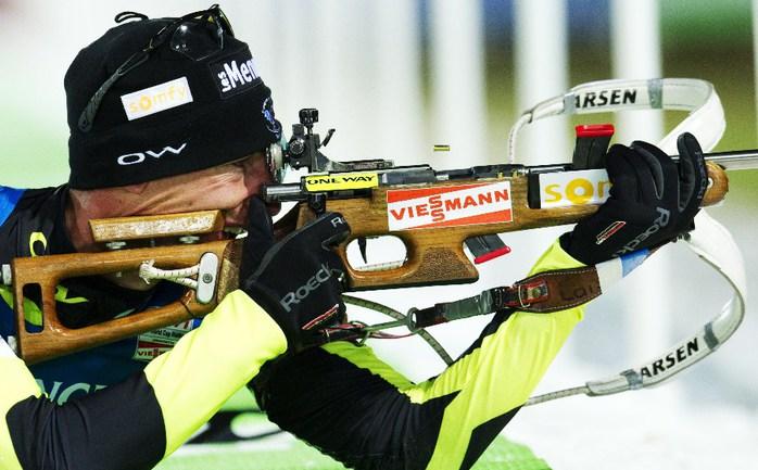 На заключительном этапе победу французам принес Венсан ЖЕ. Фото AFP Фото AFP