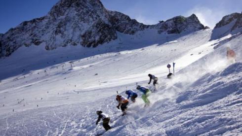 Соревнования Russian Big mountain Freeride 2012 пройдет в Приэльбрусье Фото «СЭ»