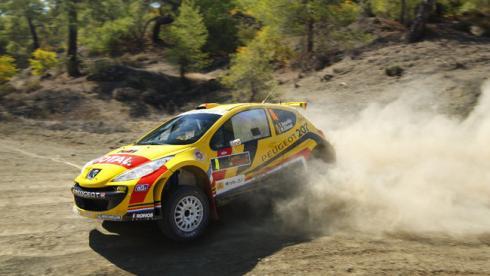 За пять сезонов на Peugeot 207 S2000 были добыты 23 победы на этапах IRC и три чемпионских титула. В нынешнем сезоне этот счет наверняка будет пополнен Фото «СЭ»