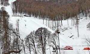 """Денис Зезин: """"Тестовые соревнования по сноуборду в Сочи проведем на олимпийском уровне!"""" Фото «СЭ»"""