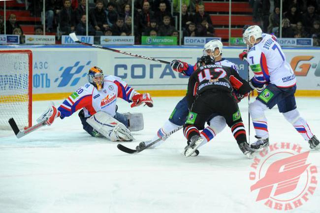 хоккей онлайн спорт