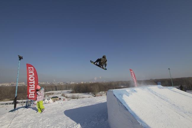 Видеоотчет соревнований Ростелеком 13 Parks Tour в Новосибирске Фото «СЭ»