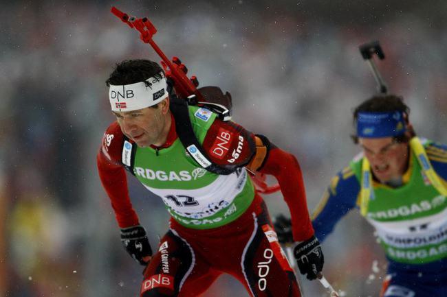 Оле Эйнар БЬОРНДАЛЕН. Фото Reuters Фото Reuters