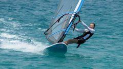 Виндсерферы будут бороться за возвращение своего вида спорта в олимпийскую программу Фото «СЭ»