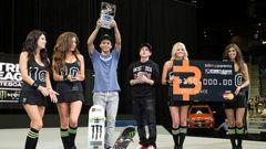 Найджа Хьюстон выиграл Street League (ВИДЕО) Фото «СЭ»