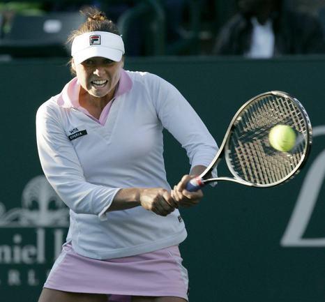 Вера ЗВОНАРЕВА на Roland Garros не сыграет. Фото Reuters