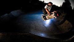 Двойной бэкфлип на скейте (ВИДЕО) Фото «СЭ»