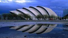 В Глазго прошел первый в истории чемпионат Шотландии по лыжному слоуп-стайлу Фото «СЭ»