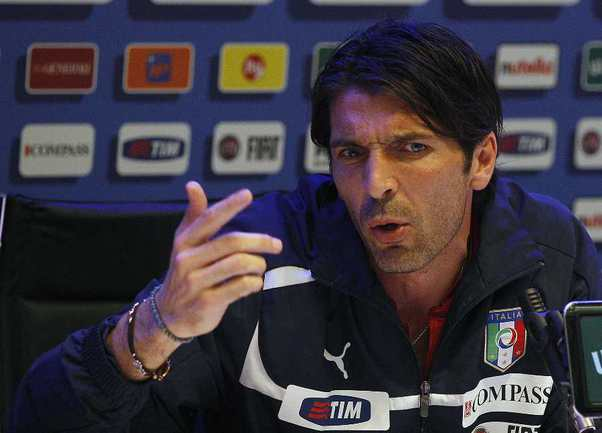 Очередным участником скандала в итальянском футболе стал Джанлуиджи БУФФОН. Фото REUTERS Фото «СЭ»