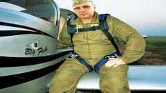 """Удивительный рекорд украинского пилота Фото """"СЭ"""""""