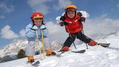 """Детей-сирот поставят на лыжи Фото """"СЭ"""""""