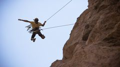 Российские альпинисты заняли весь пьедестал почета на международных соревнованиях Фото «СЭ»