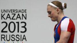 Сливенко не выступит на Олимпиаде