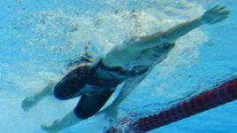 Е Шивэнь проплыла последнюю 50-метровку быстрее, чем Райан Лохте