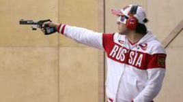 Климов - четвертый в скоростном пистолете