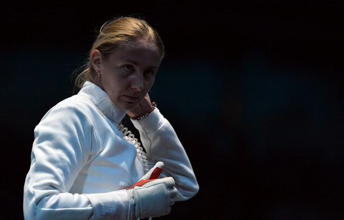 Эмоции Виолетты КОЛОБОВОЙ. Фото AFP Фото AFP
