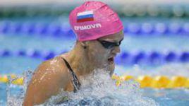 Россиянки заняли четвертое место  в комбинированной эстафете
