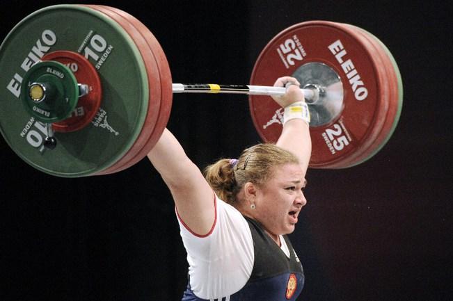 """Каширина дважды побила мировой рекорд! Фото """"СЭ"""""""