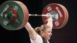 Каширина дважды побила мировой рекорд!