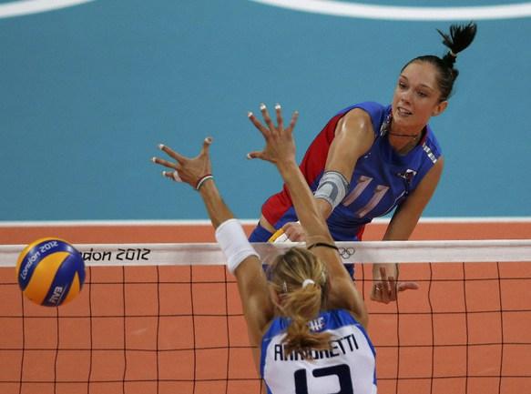 Решающий мяч кириленко на олимпиаде