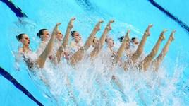 Россиянки выиграли золото Лондона в групповых соревнованиях