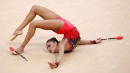 Евгения Канаева - двукратная олимпийская чемпионка!