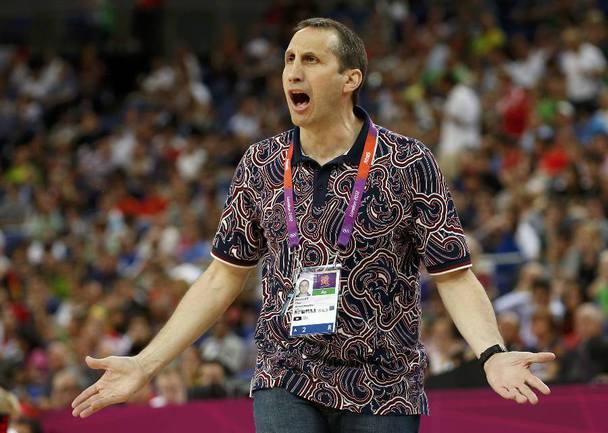 Красненков опроверг слухи  об уходе Блатта из сборной России Фото «СЭ»
